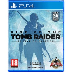 Rise Of The Tomb Raider 20Year Celebration