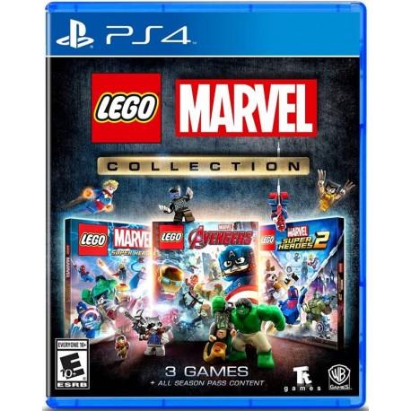 Lego Marvel Coleccion