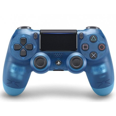 DS4 Wireless Controller for PS4 Blue Crystal