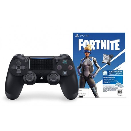 DS4 Wireless Controller for PS4 + Fortnite Additional Content