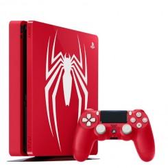 PS4 Slim 1TB Spider-Man