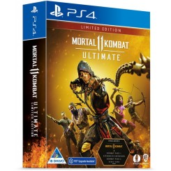 Mortal Kombat 11 Ultimate Limited Edition +Steelbook