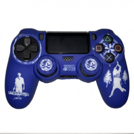 Cover Controller Dualshock4 / Uncharted