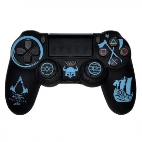 Dualshock4 Controller Cover / Assassin's Creed Valhalla