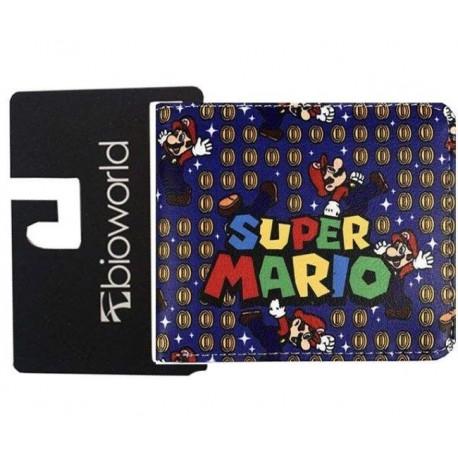 Biowold Super Mario Wallet