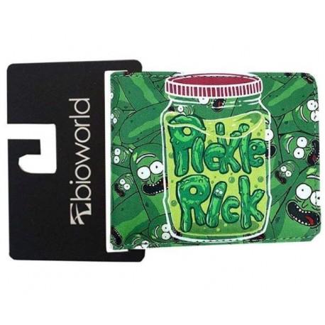 Biowold Pickle Rick Wallet