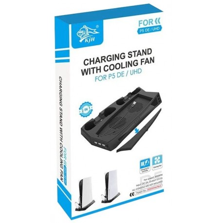 استند چندکاره پلی استیشن 5 / Charging Stand With Cooling Fan