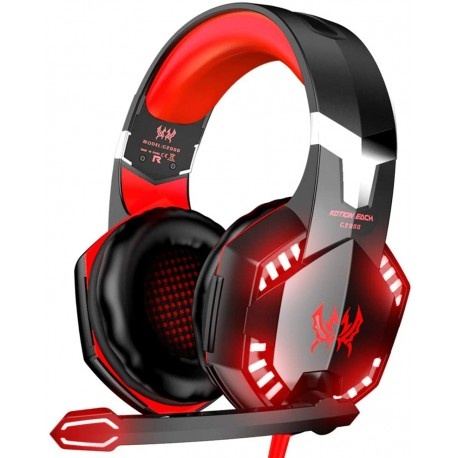Kotion Each G2000 Pro Gaming Headset - Red