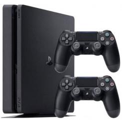 PS4 Slim 500GB 2-Controller