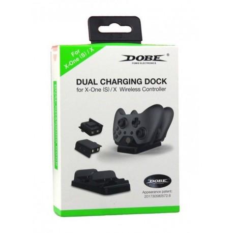 Dobe Dual Charging Dock For Xbox One / Black