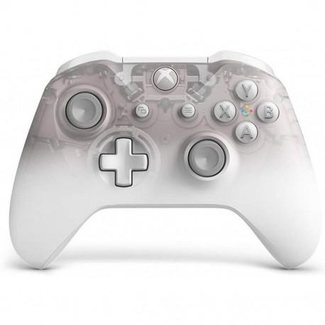Xbox One Wireless Controller - Phantom White Special Edition