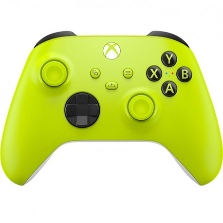 Xbox One Wireless Controller - New Series - Electric Volt