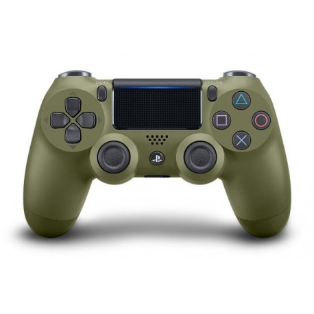 DualShock 4 New Series - Army Green