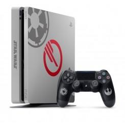 PS4 Slim 1TB Star Wars Limited Editon