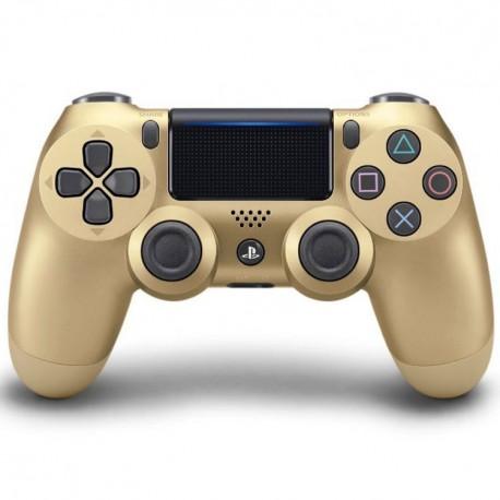 DualShock 4 New Series - Gold