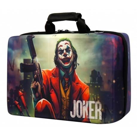 کیف ضد ضربه کنسول PS5 - طرح جوکر