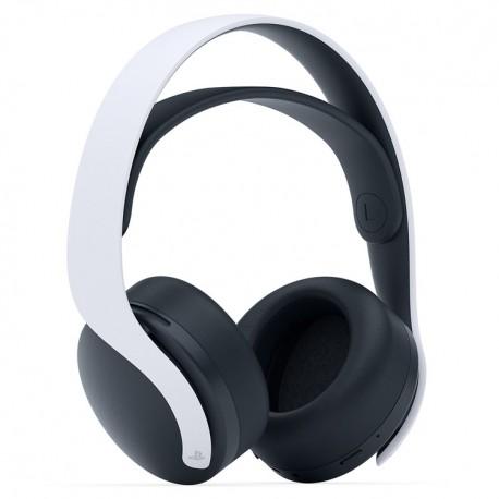 Pulse 3D Wireless Headset - White