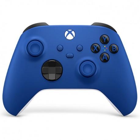 Xbox Wireless Controller - New Series - Shock Blue