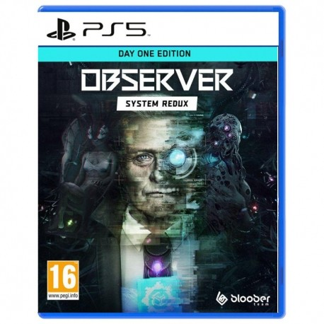 Observer: System Redux Day One Edition