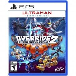Override 2: Super Mech League - Ultraman Deluxe Edition